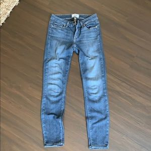 PAIGE Jeans - Paige versifying ankle skinny jeans size 25